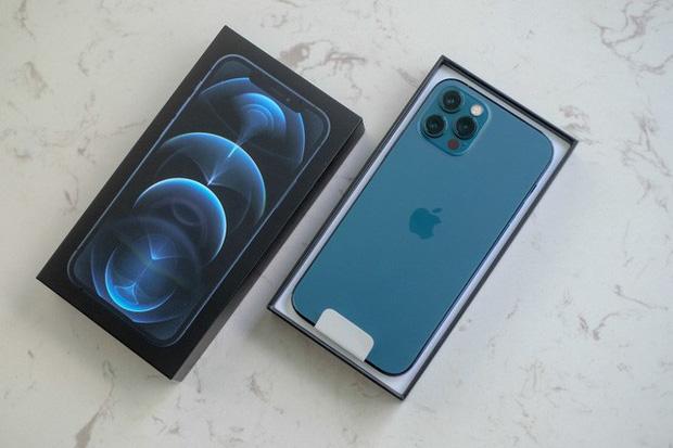 Giá iPhone 12 giảm mạnh so với ngày đầu về Việt Nam - Ảnh 1.