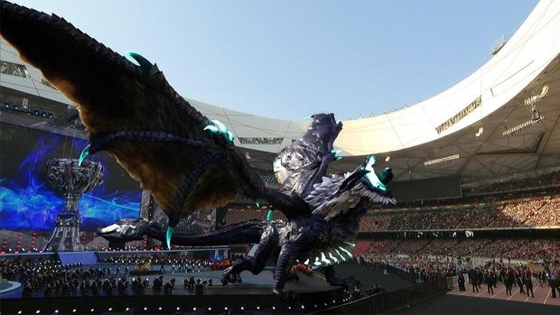 Không khí hoành tráng trước thềm Chung kết Thế giới LMHT 2020, fan Việt đếm ngược chờ ngày SofM làm nên lịch sử! - Ảnh 1.