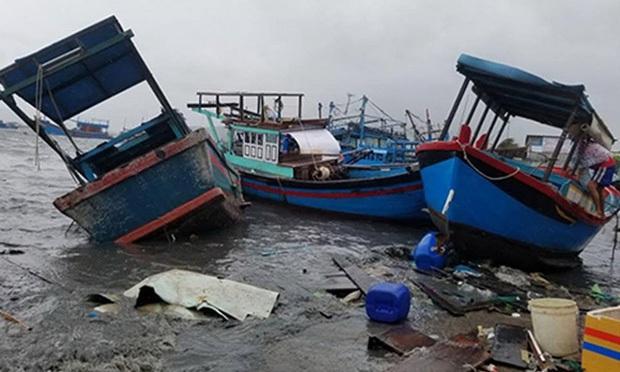 Nhìn lại những cơn bão với sức tàn phá kinh hoàng, được so sánh mạnh tương đương bão số 9 năm nay tại Việt Nam - Ảnh 32.