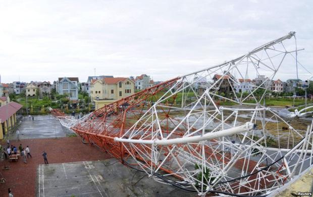 Nhìn lại những cơn bão với sức tàn phá kinh hoàng, được so sánh mạnh tương đương bão số 9 năm nay tại Việt Nam - Ảnh 17.