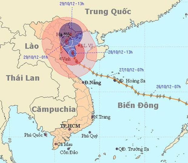 Nhìn lại những cơn bão với sức tàn phá kinh hoàng, được so sánh mạnh tương đương bão số 9 năm nay tại Việt Nam - Ảnh 12.