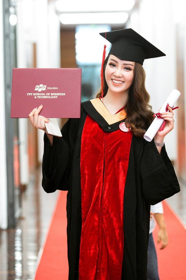 Sao Việt khiến fan nở mũi vì sở hữu học vị danh giá: Hoàng Thùy Linh có ý định học lên Tiến sĩ, Lê Âu Ngân Anh làm Thạc sĩ khi mới 24 tuổi - Ảnh 2.