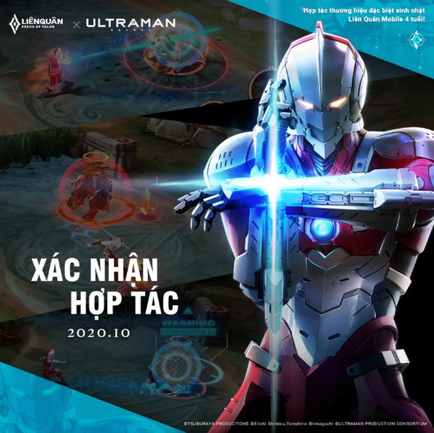 Chính thức: Siêu nhân điện quang xuất hiện trong Liên Quân, game thủ nhận miễn phí skin cực chất - Ảnh 3.