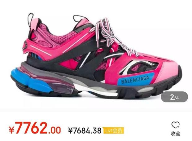 Hot TikToker Dao Tiểu Dao khoe hypebeast sneaker khiến dân tình săm soi, tưởng đồ cổ lỗ sỉ hoá ra lại là hàng hịn - Ảnh 2.