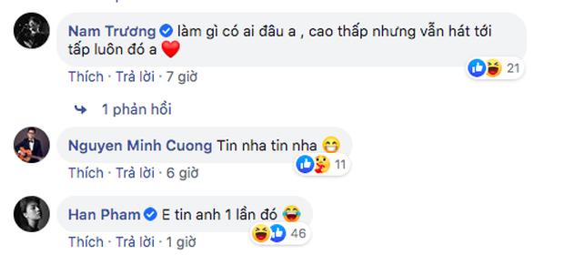 Noo Phước Thịnh khẳng định ca khúc mới sẽ hát karaoke dễ dàng, xin xỏ fan không... kỳ thị nhạc của mình - Ảnh 3.
