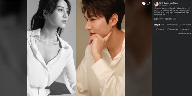 Hội sao Việt vứt bỏ liêm sỉ vì đu phim Hàn: Diệu Nhi đem cả cặp lồng đi chăm chồng Lee Dong Wook? - Ảnh 14.