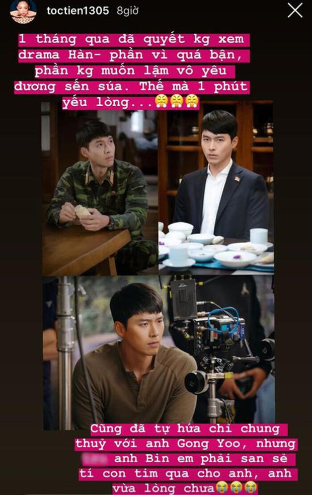 Hội sao Việt vứt bỏ liêm sỉ vì đu phim Hàn: Diệu Nhi đem cả cặp lồng đi chăm chồng Lee Dong Wook? - Ảnh 11.