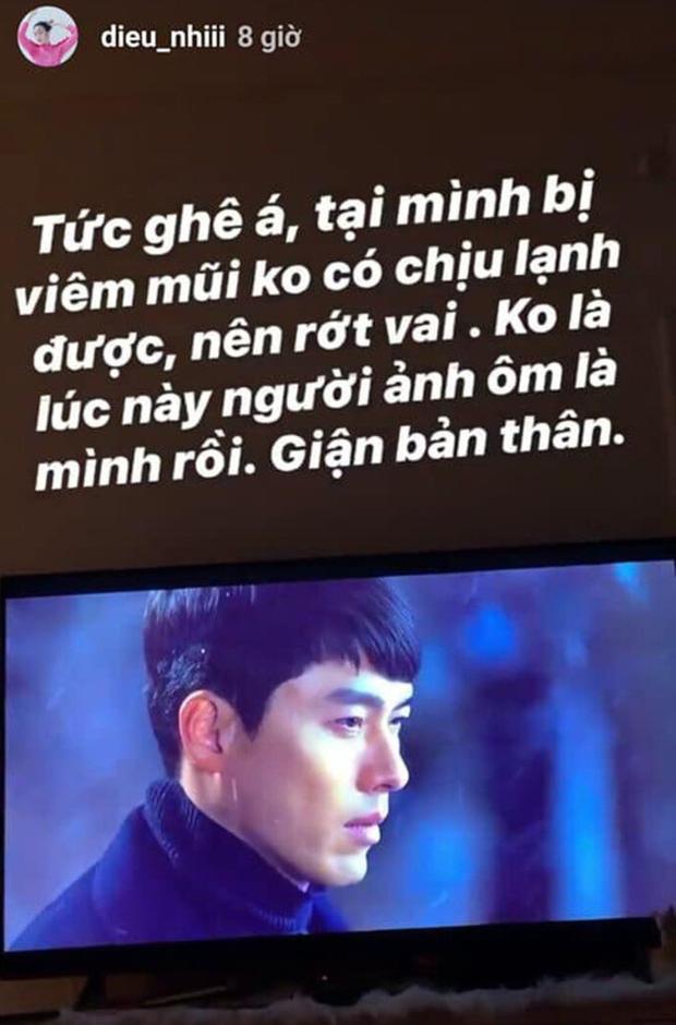 Hội sao Việt vứt bỏ liêm sỉ vì đu phim Hàn: Diệu Nhi đem cả cặp lồng đi chăm chồng Lee Dong Wook? - Ảnh 12.