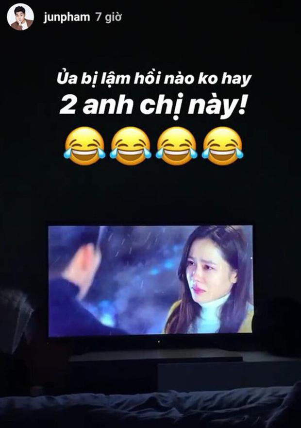 Hội sao Việt vứt bỏ liêm sỉ vì đu phim Hàn: Diệu Nhi đem cả cặp lồng đi chăm chồng Lee Dong Wook? - Ảnh 13.