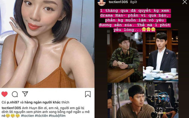 Hội sao Việt vứt bỏ liêm sỉ vì đu phim Hàn: Diệu Nhi đem cả cặp lồng đi chăm chồng Lee Dong Wook? - Ảnh 10.