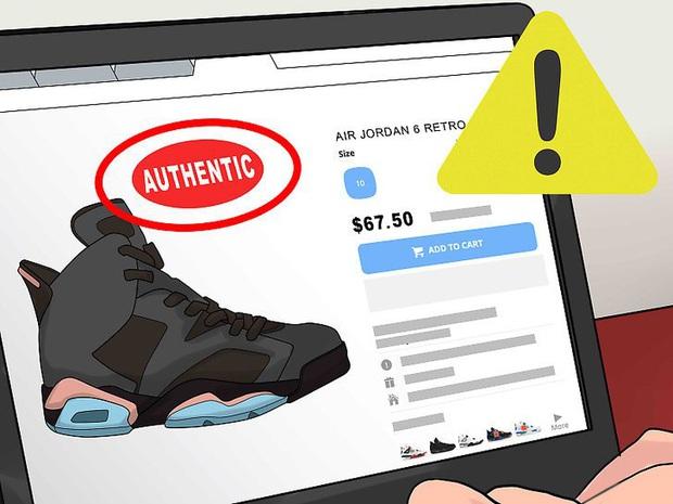 Muốn sắm Air Jordan ngay cho kịp trend? Đây là 6 mẹo nhỏ để nhận biết fake/real mà bạn cần biết - Ảnh 20.