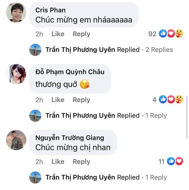 Uyên Pu chính thức gia nhập hội bỉm sữa, dàn hot streamer Việt chúc mừng rôm rả cả làng - Ảnh 3.