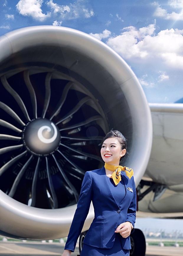 Soi điểm chung của nửa kia các nữ tiếp viên hàng không, hoá ra ai cũng là điểm tựa vững chắc cho bạn gái - Ảnh 1.