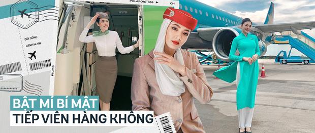 Soi điểm chung của nửa kia các nữ tiếp viên hàng không, hoá ra ai cũng là điểm tựa vững chắc cho bạn gái - Ảnh 9.