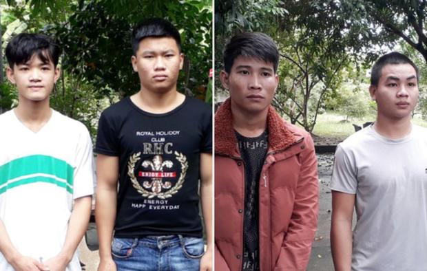 Bắt giữ ổ nhóm thực hiện hơn 30 vụ trộm cắp, cướp tài sản liên huyện ở Nghệ An - Ảnh 1.