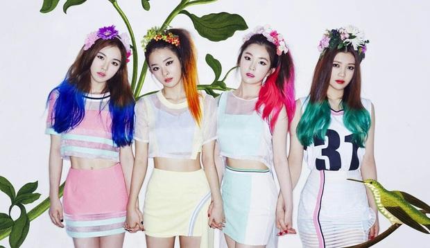Netizen tranh cãi vì nhóm nữ mới trông chẳng giống idol nhà SM, visual ảo diệu không ấn tượng bằng SNSD, f(x) hay Red Velvet - Ảnh 5.