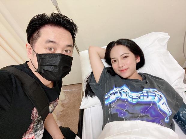 Dương Khắc Linh kể lại hành trình sinh con vất vả của Sara Lưu, lời cảm ơn gửi đến vợ gây xúc động! - Ảnh 4.