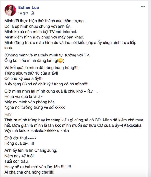 Hari Won xúc động khoe nhận được album có chữ ký thần tượng, Trấn Thành vội vào bóc phốt làm lộ luôn nick FB phụ? - Ảnh 10.
