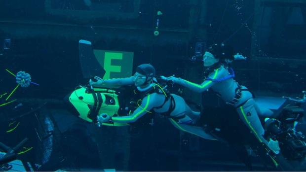 Trở lại sau 13 năm, bom tấn huyền thoại Avatar 2 nhấn nước sao Titanic suốt 7 phút sinh tử - Ảnh 4.
