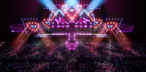 Đại nhạc hội cuối năm được Sơn Tùng M-TP chốt đơn': Sân khấu đỉnh cao và siêu choáng ngợp! - Ảnh 5.