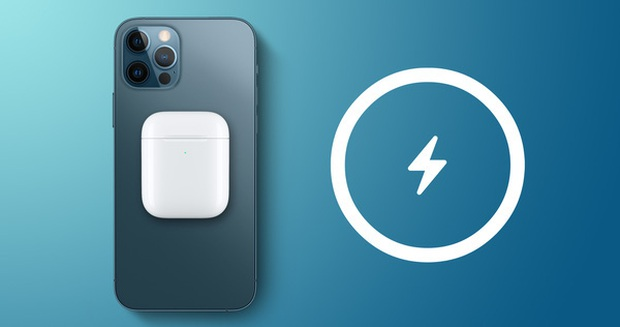 Phần cứng iPhone 12 hỗ trợ sạc ngược không dây, nhưng bị Apple vô hiệu hoá bằng phần mềm? - Ảnh 1.