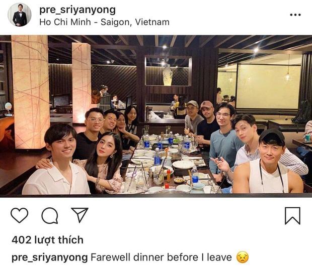 Dàn trai đẹp tập 1 Người Ấy Là Ai mùa 3 hội ngộ dự tiệc chia tay bạn trai người Thái của Trang Anna - Ảnh 1.