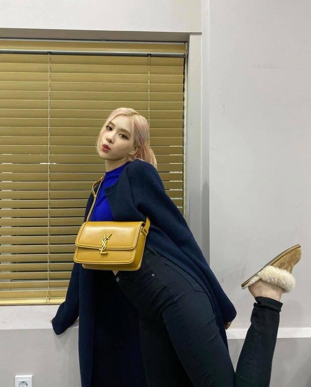 """Rosé (BLACKPINK) gây bão khi hẹn hò check-in quán ăn Việt, nhan sắc ngoài đời khiến fan """"câm nín"""" - Ảnh 4."""
