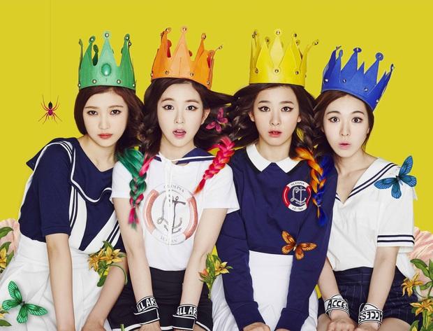 Concept ra mắt huyền thoại của 3 nhóm nữ SM: SNSD và f(x) đối lập, riêng Red Velvet phải phân biệt bằng… màu tóc - Ảnh 9.
