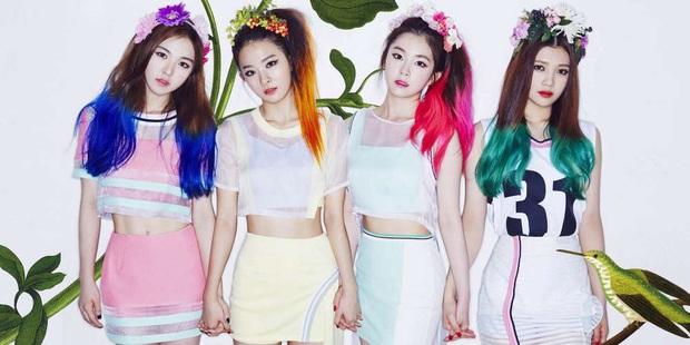 Concept ra mắt huyền thoại của 3 nhóm nữ SM: SNSD và f(x) đối lập, riêng Red Velvet phải phân biệt bằng… màu tóc - Ảnh 8.