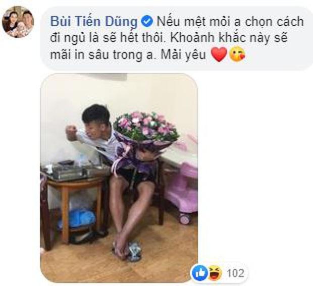 Scandal single mom lắng xuống, Khánh Linh để lại trạng thái đã đính hôn với Bùi Tiến Dũng, lời nhắn nhủ của mẹ ruột gây chú ý - Ảnh 3.