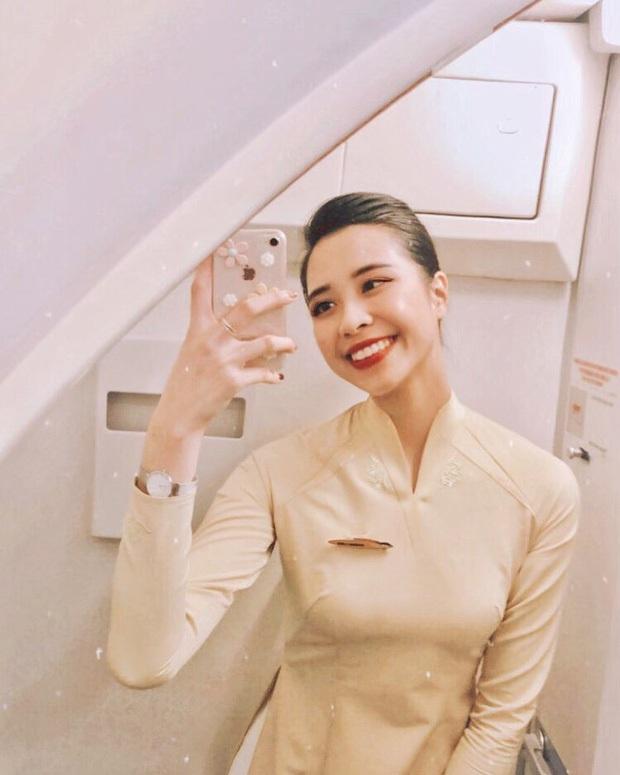 Soi điểm chung của nửa kia các nữ tiếp viên hàng không, hoá ra ai cũng là điểm tựa vững chắc cho bạn gái - Ảnh 4.