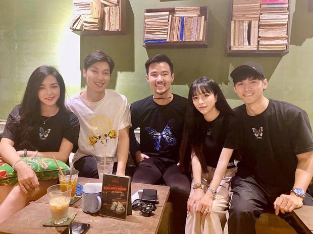 Dàn trai đẹp tập 1 Người Ấy Là Ai mùa 3 hội ngộ dự tiệc chia tay bạn trai người Thái của Trang Anna - Ảnh 4.