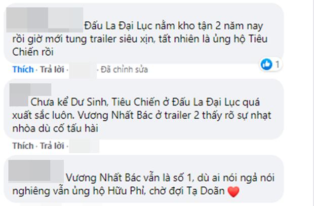Trailer phim Tiêu Chiến bỏ xa Hữu Phỉ của Vương Nhất Bác từ lượt like đến kỹ xảo, fan Trần Tình Lệnh có nguy cơ xé lẻ - Ảnh 5.