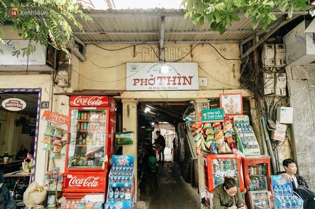 Sống ở Hà Nội nhưng vẫn có người tưởng phở Thìn Bờ Hồ và phở Thìn Lò Đúc là một, sự thật lại là 2 câu chuyện vô cùng đặc biệt - Ảnh 2.