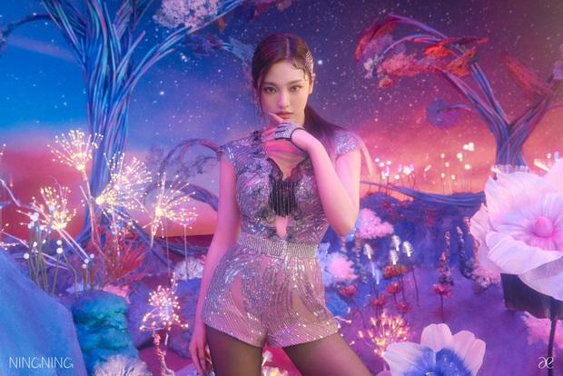 Mỹ nhân Trung Quốc mới của nhà SM: Style thời chưa son phấn khác một trời một vực, đúng là dậy thì thành công - Ảnh 1.