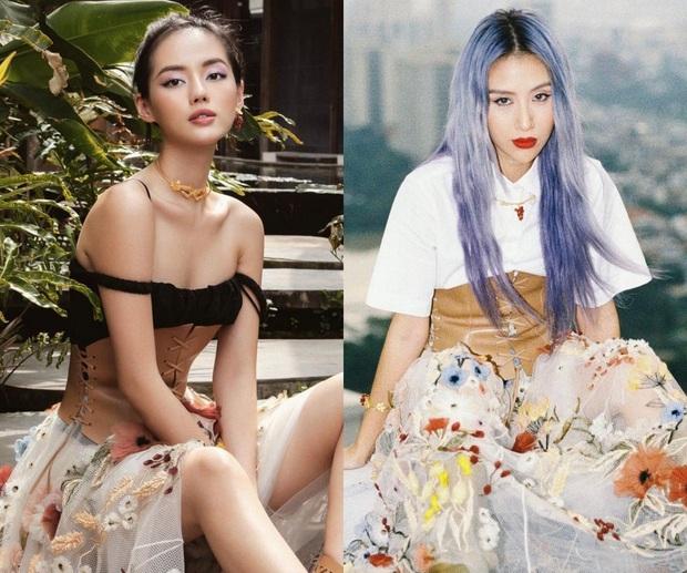 Khánh Linh - Quỳnh Anh Shyn battle nảy lửa khi cùng diện 1 mẫu váy: Mix đồ khác nhau nhưng ai đẹp hơn? - Ảnh 4.