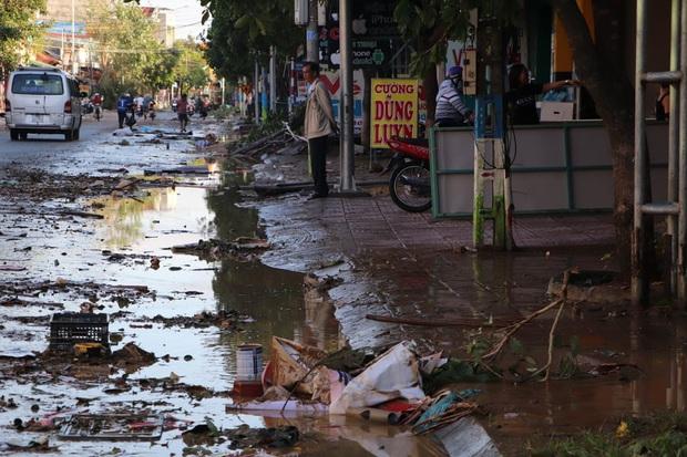 Hơn 84.000 ngôi nhà bị đổ sập, tốc mái khi bão số 9 đi qua tỉnh Quảng Ngãi - Ảnh 4.