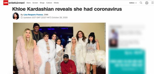 NÓNG: Khloe Kardashian xác nhận nhiễm COVID-19 giữa lúc Kim và gia đình bị chỉ trích vì tiệc tùng giữa mùa dịch - Ảnh 5.