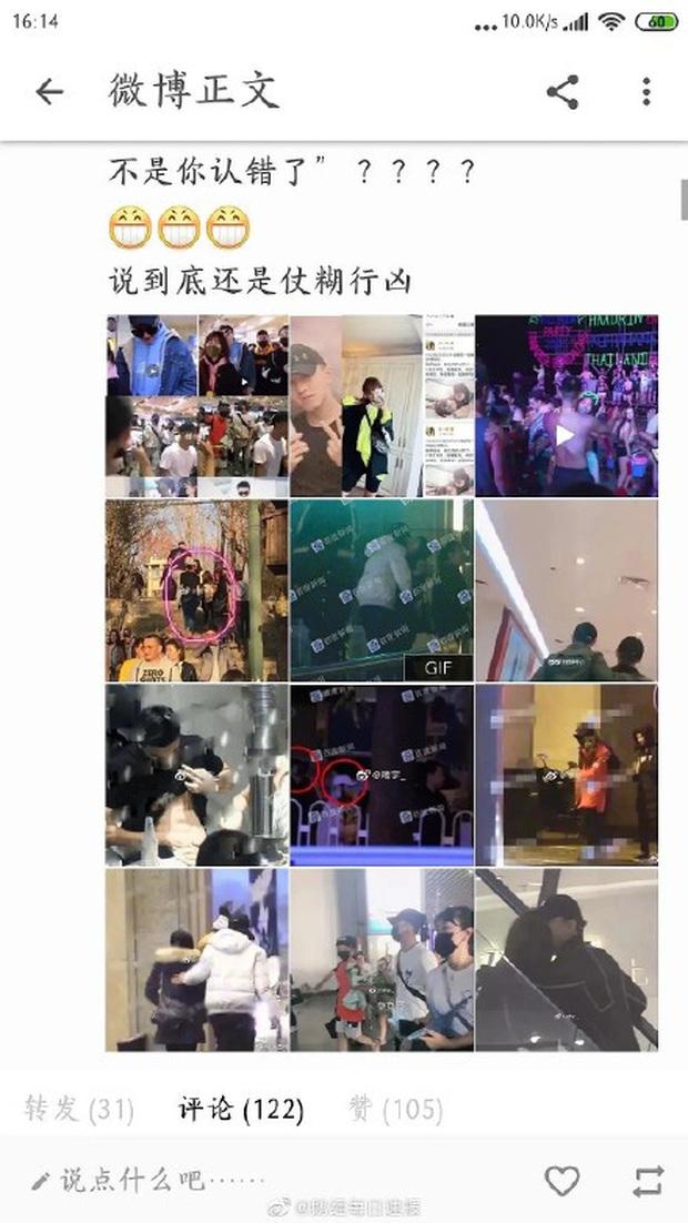 Bạn trai màn ảnh Triệu Lệ Dĩnh: Trai hư nghiện thuốc lá lại quen bạn gái tới tấp, từng suýt bỏ mạng vì mạo hiểm ngày bão lũ - Ảnh 8.