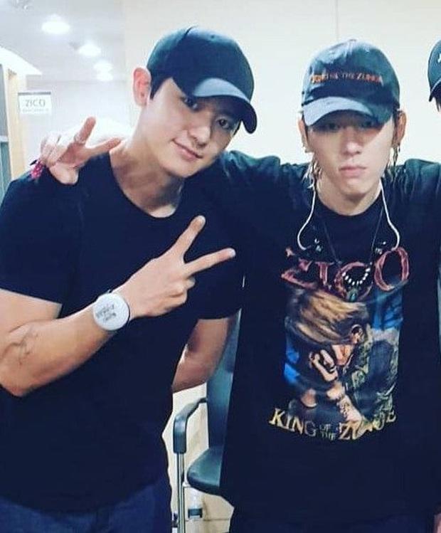 Sau phốt ngủ lang, Chanyeol (EXO) bị Knet đào lại vụ thân với kẻ cầm đầu chatroom tình dục Jung Joon Young và Jonghyun (CNBLUE) - Ảnh 10.