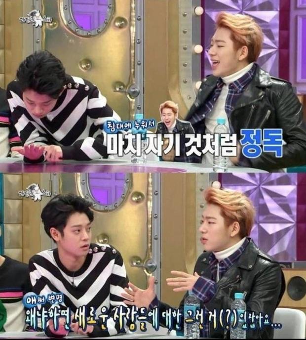 Sau phốt ngủ lang, Chanyeol (EXO) bị Knet đào lại vụ thân với kẻ cầm đầu chatroom tình dục Jung Joon Young và Jonghyun (CNBLUE) - Ảnh 12.