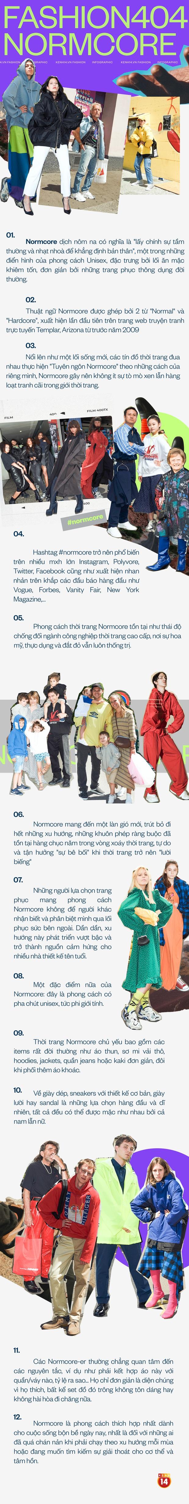 Normcore - Làm thế nào một xu hướng chống lại thời trang lại đang thống trị ngành thời trang thế giới? - Ảnh 1.