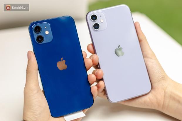 So sánh nhanh iPhone 11 với iPhone 12 - Ảnh 1.