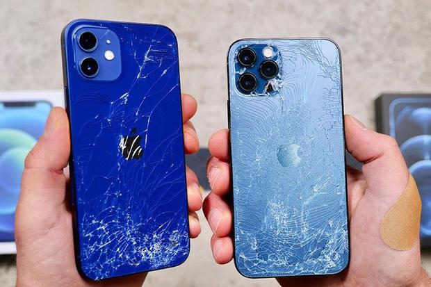 Ceramic Shield giúp iPhone 12 Pro thành nồi đồng cối đá, nhưng sao vẫn xước như thường? - Ảnh 1.