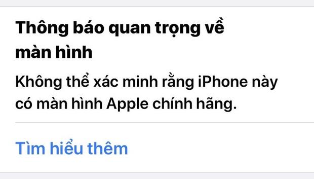 Camera của iPhone 12 sẽ ngừng hoạt động nếu bị thay thế bởi bên thứ ba - Ảnh 1.