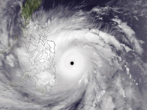 Bão số 9 vừa vào bờ, Biển Đông lại chuẩn bị đón bão lớn Goni - Ảnh 1.