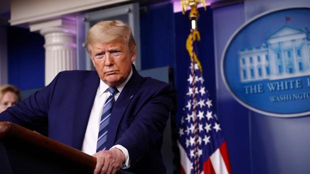 Nhà Trắng tuyên bố chấm dứt dịch Covid-19 là thành tựu lớn nhất của Tổng thống Donald Trump kể từ khi nhậm chức - Ảnh 1.