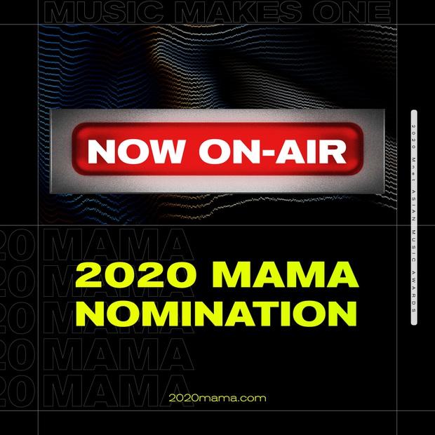 MAMA 2020 công bố đề cử: BTS và BLACKPINK nổi bật trong các hạng mục, hứa hẹn những cuộc chiến vote căng đét - Ảnh 1.