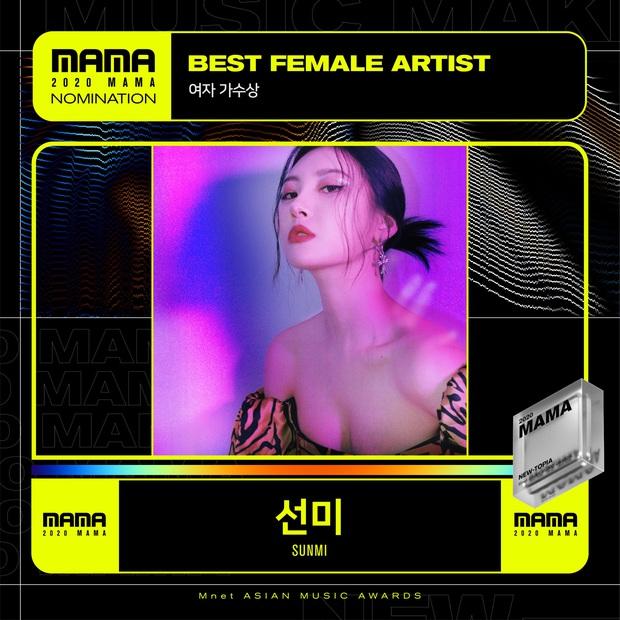 MAMA 2020 công bố đề cử: BTS và BLACKPINK nổi bật trong các hạng mục, hứa hẹn những cuộc chiến vote căng đét - Ảnh 2.