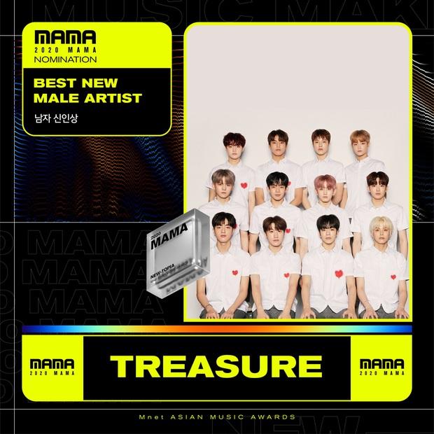 MAMA 2020 công bố đề cử: BTS và BLACKPINK nổi bật trong các hạng mục, hứa hẹn những cuộc chiến vote căng đét - Ảnh 20.